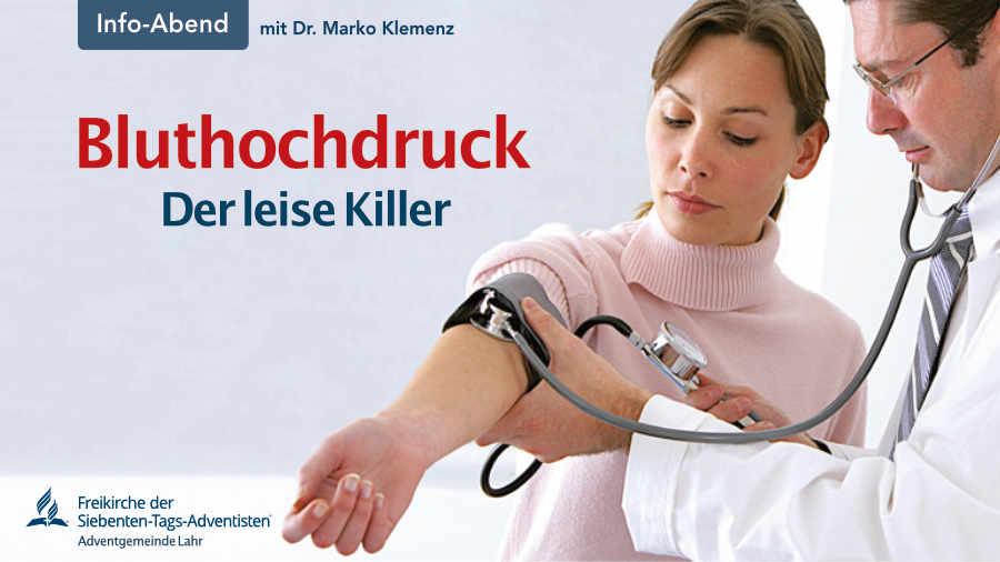 Hoher Blutdruck – der leise Killer